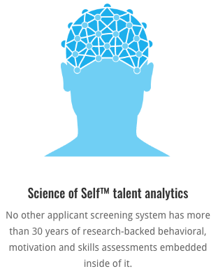 Image for Science of Self Talent analytics