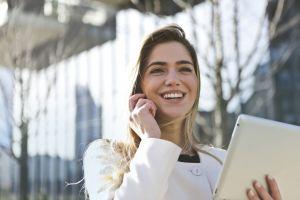 Millennial Business Woman